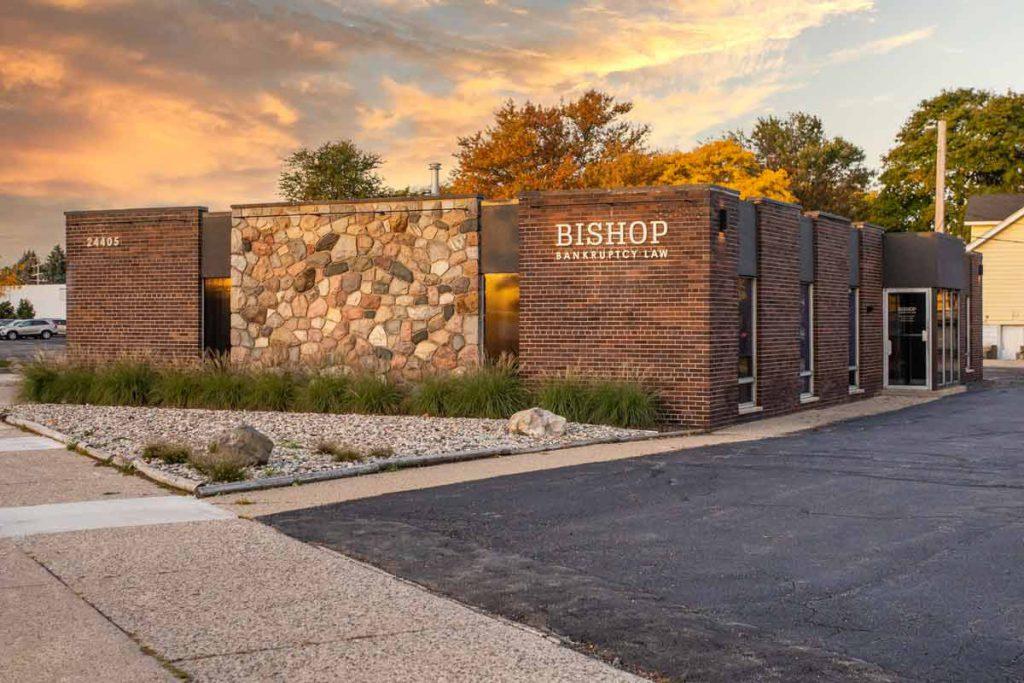 bishop law office building